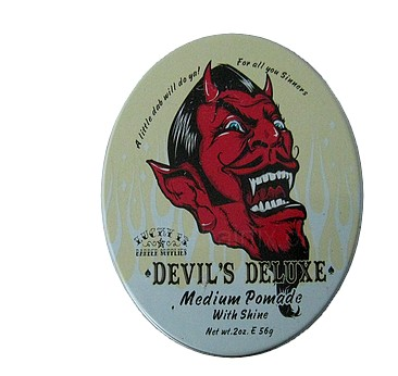 L-13 Devil's Deluxe medium pomade