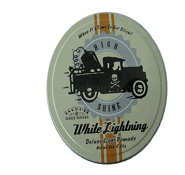L-13 White Lightning light pomade