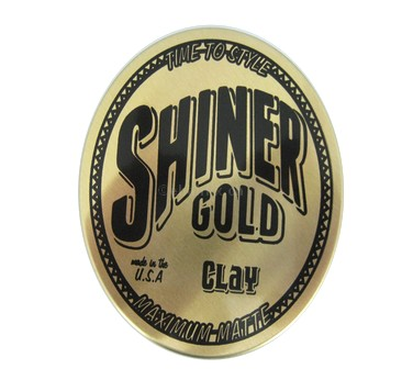 Shinner Gold Maximum Matte Clay